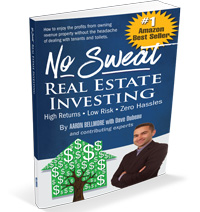 no sweat investing book cover