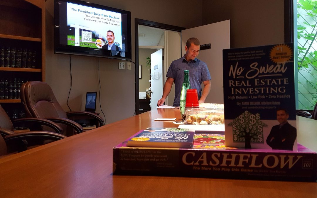 Learn How and Why to Invest in Real Estate Over Lunch