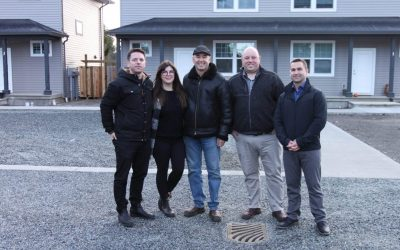 Your Donation to Habitat for Humanity Vancouver Island North will be Matched by Fresh Coast Investments