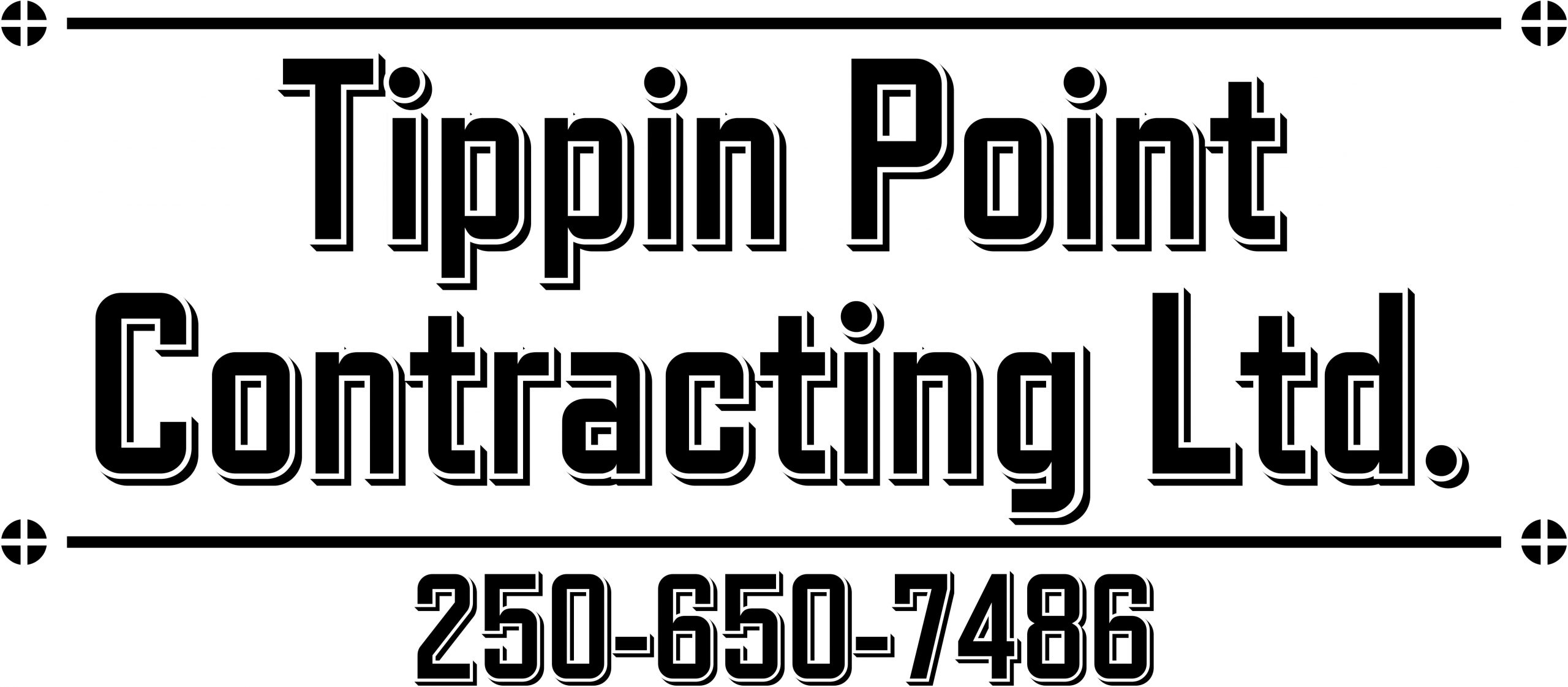 Tippin point contracting